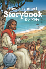 Cover for New Testament Storybook for Kids