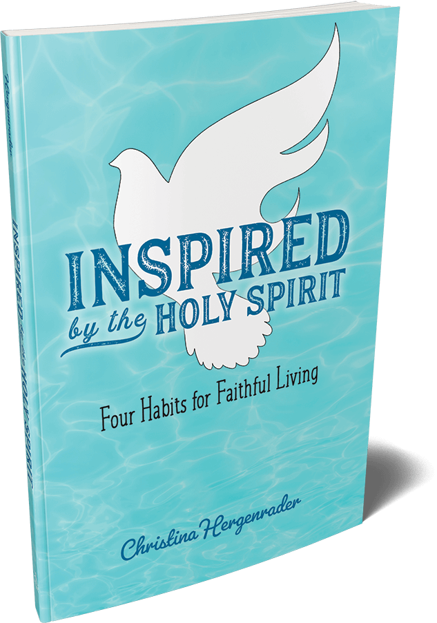 Inspired by the Holy Spirit