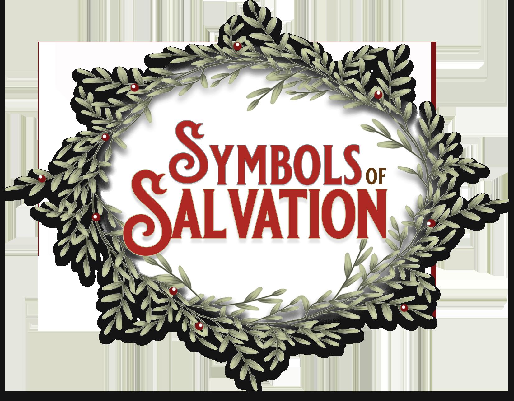 Symbols of Salvation Logo