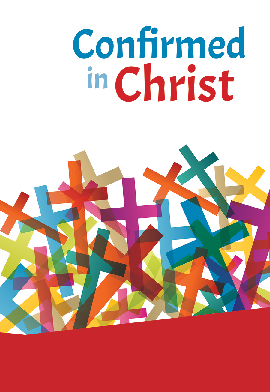Cover for Confirmed in Christ