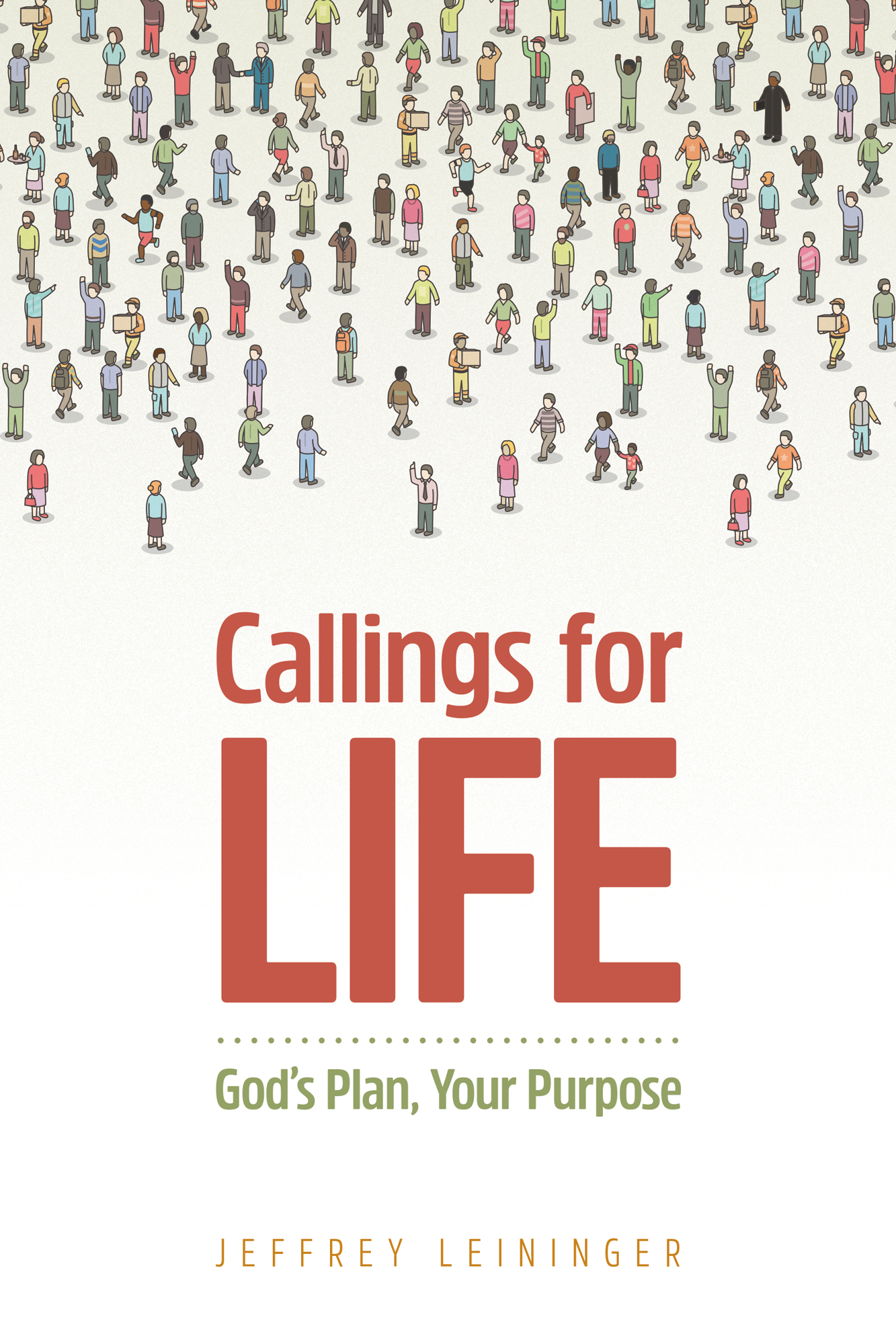 Cover for Callings for Life