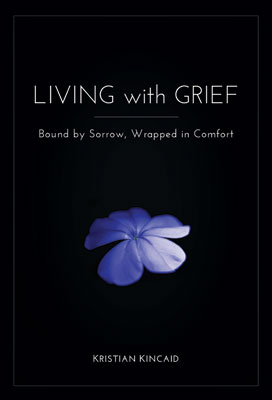 Cover for Living with Grief