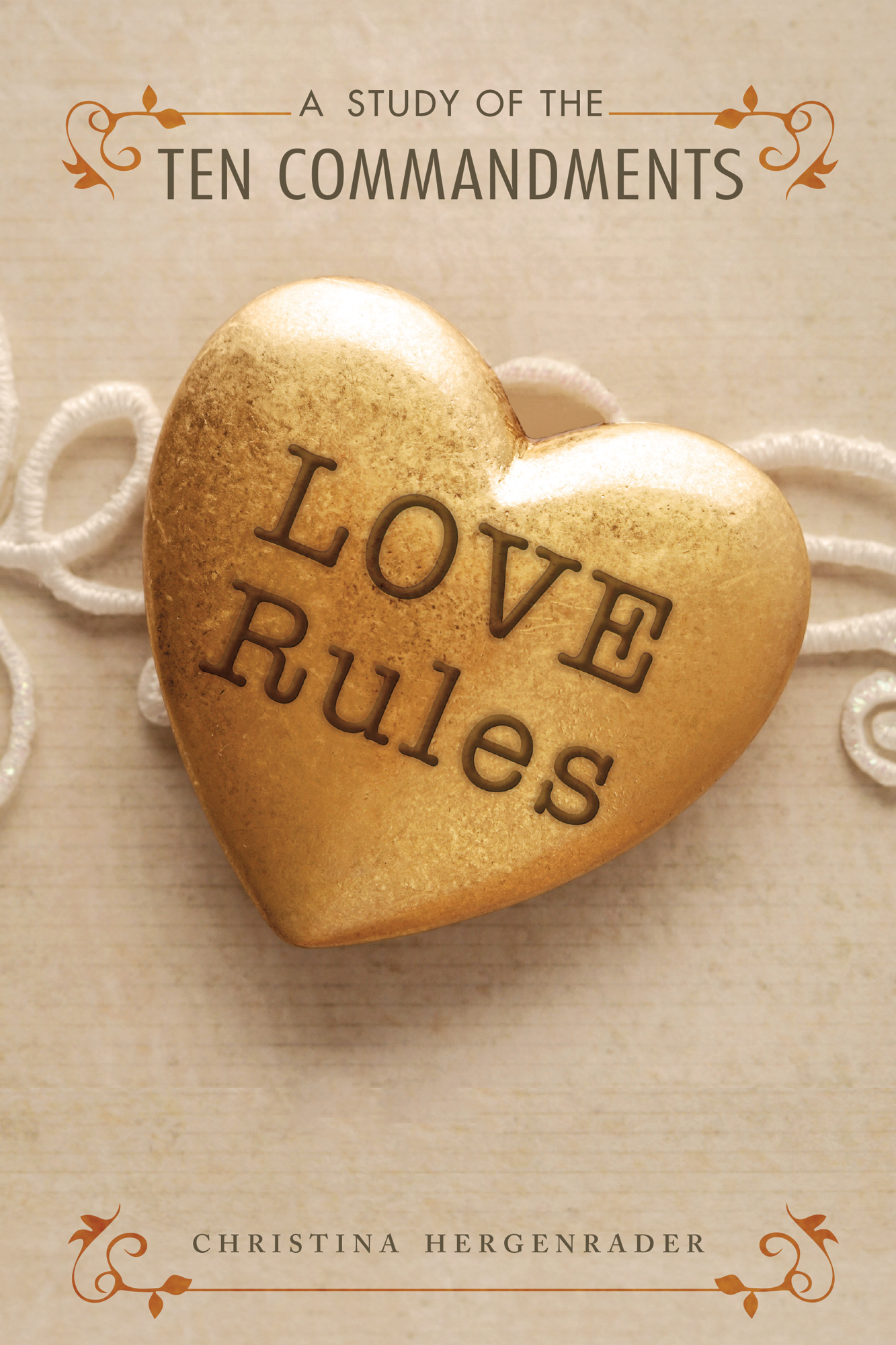 Cover for Love Rules