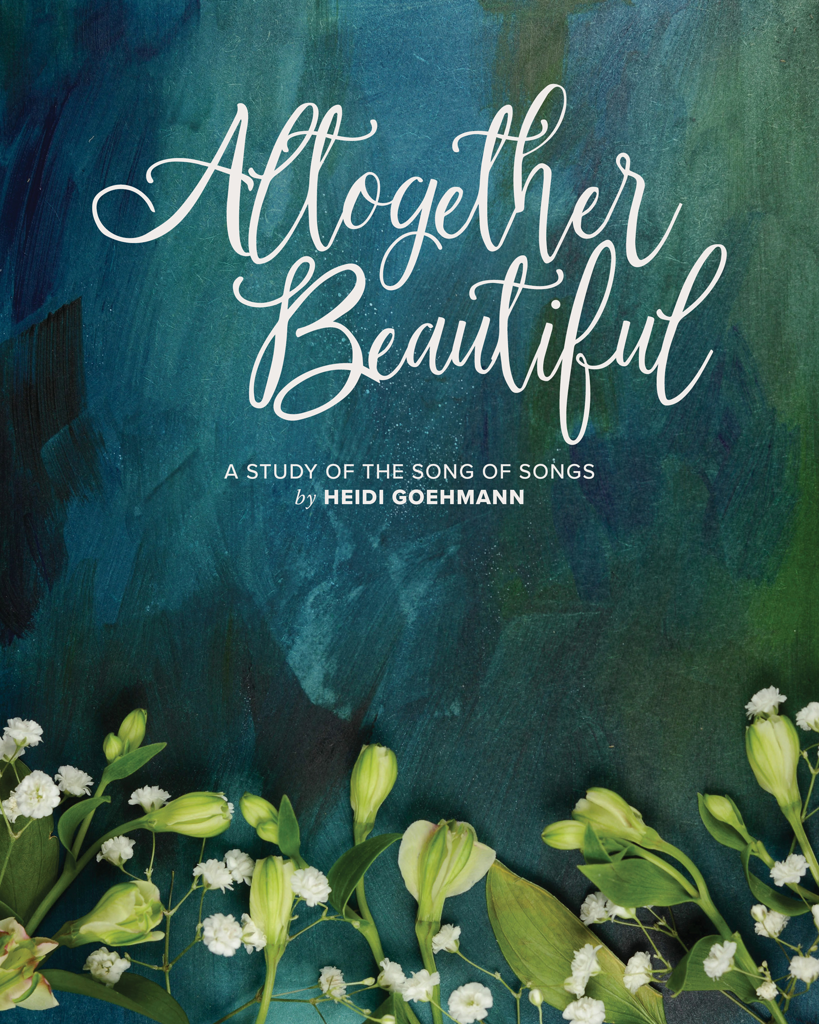 Cover for Altogether Beautiful