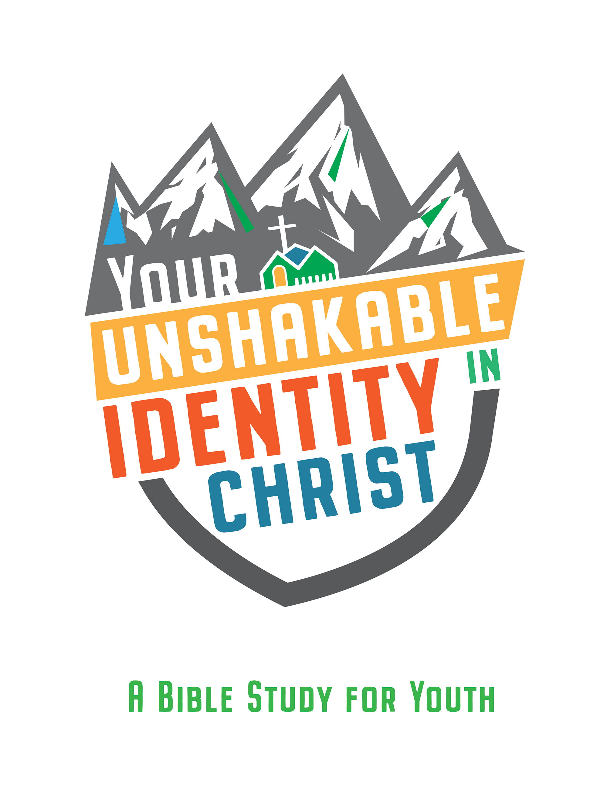 Cover for Your Unshakable Identity