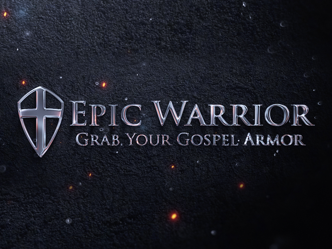 Cover for Epic Warrior