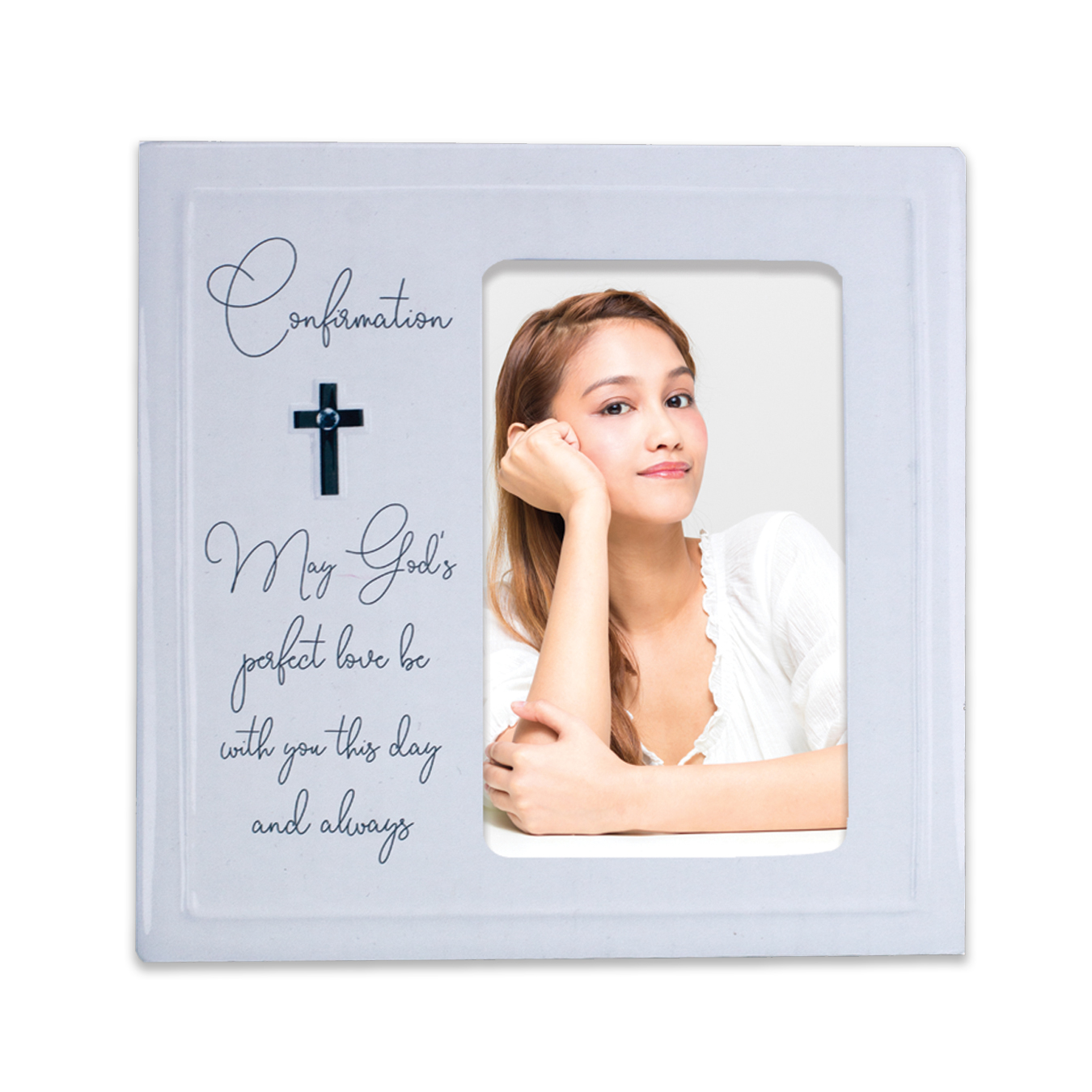 Picture of Confirmation Ceramic Frame