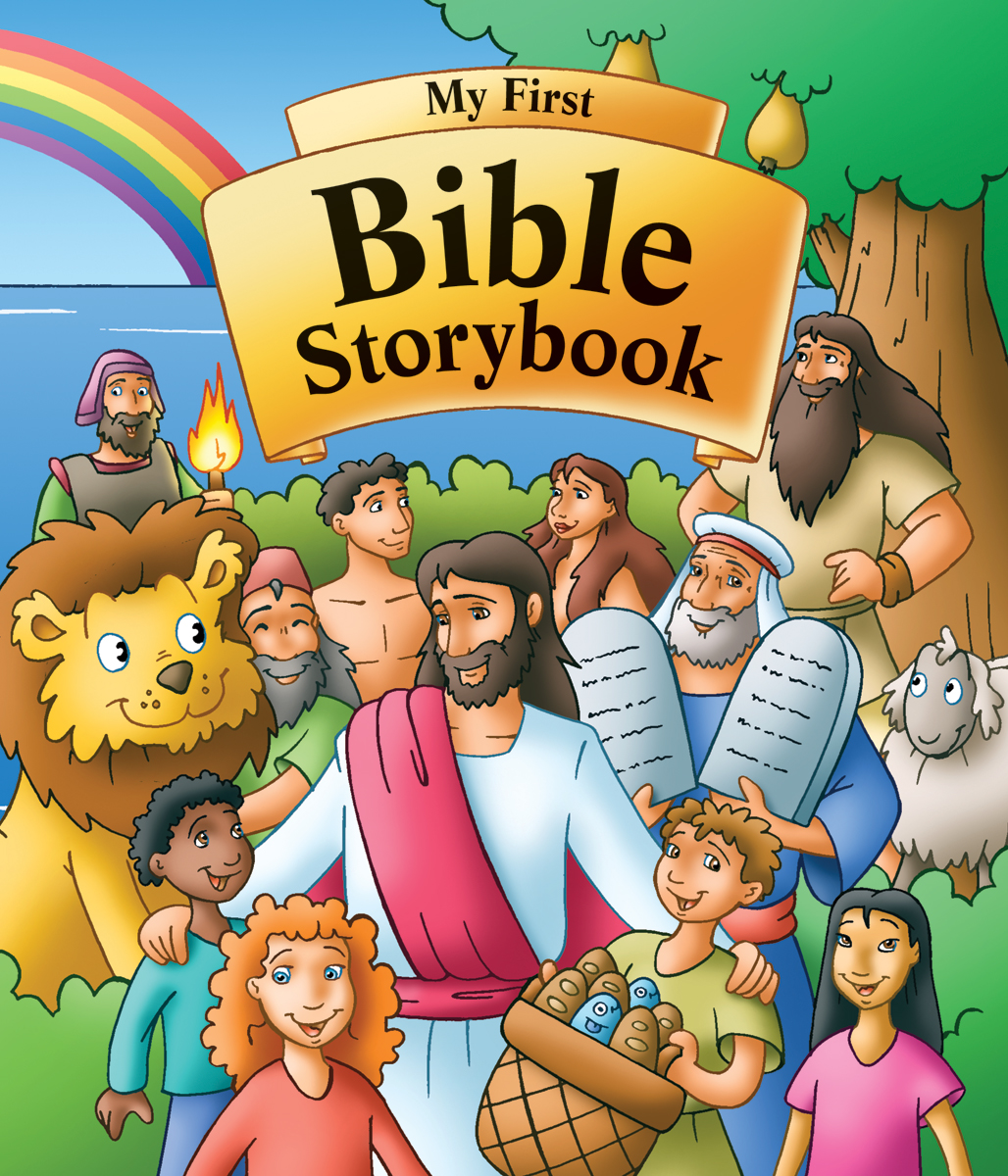 Cover for My First Bible Storybook