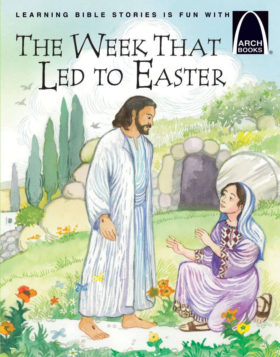 Cover for The Week That Led to Easter