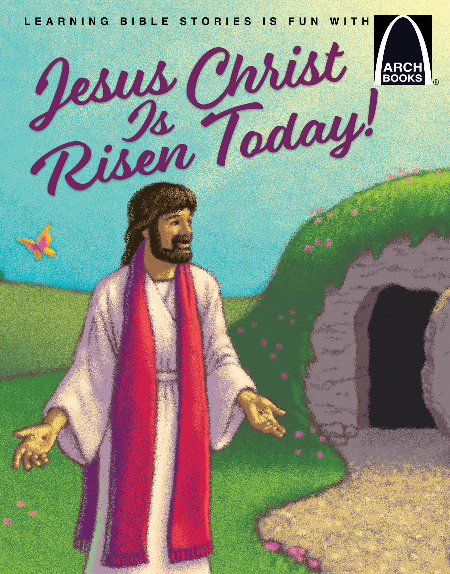 Cover for Jesus Christ Is Risen Today