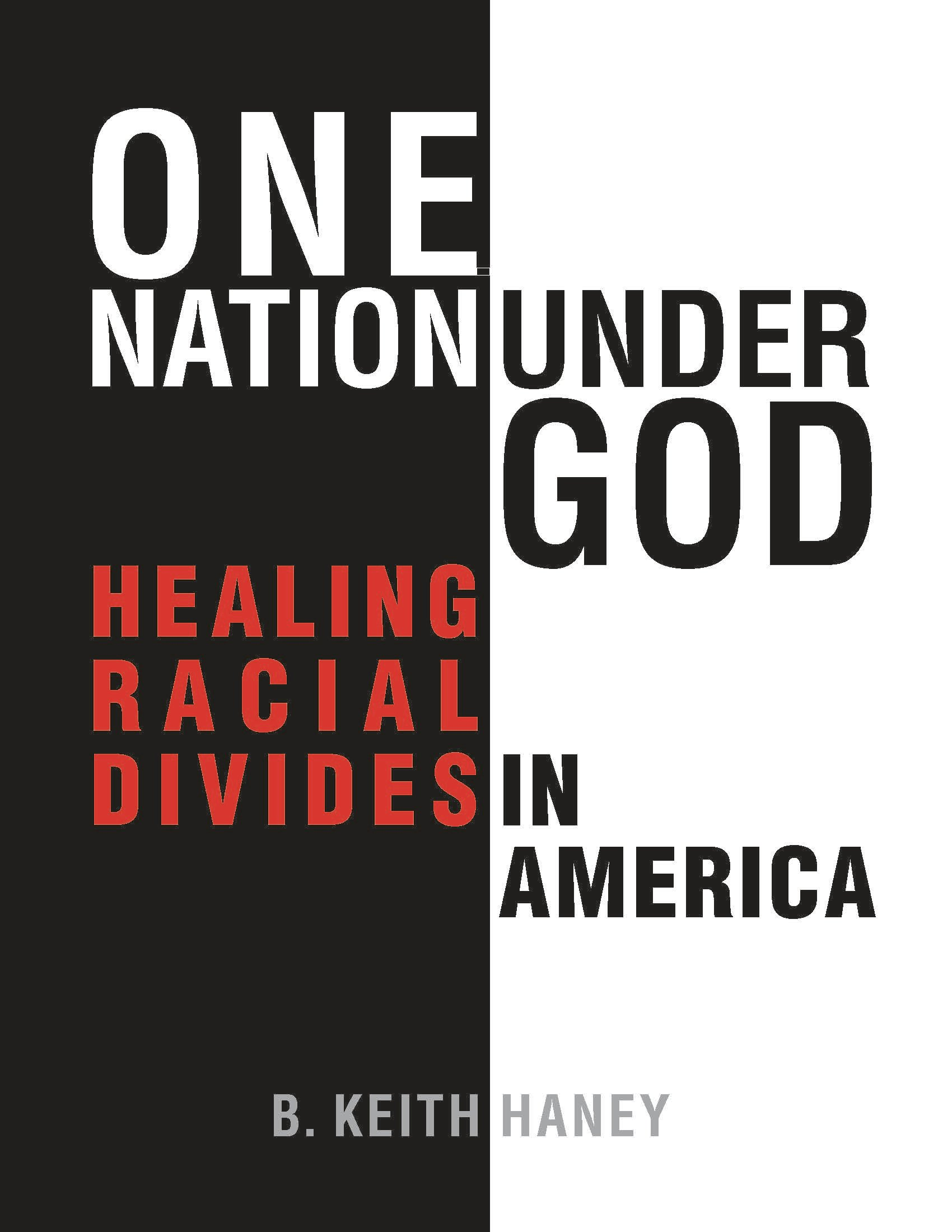 Cover for One Nation under God