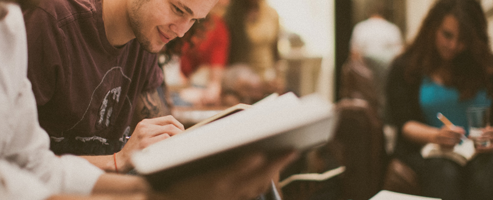 3 Places to Host a Bible Study Besides Your Church