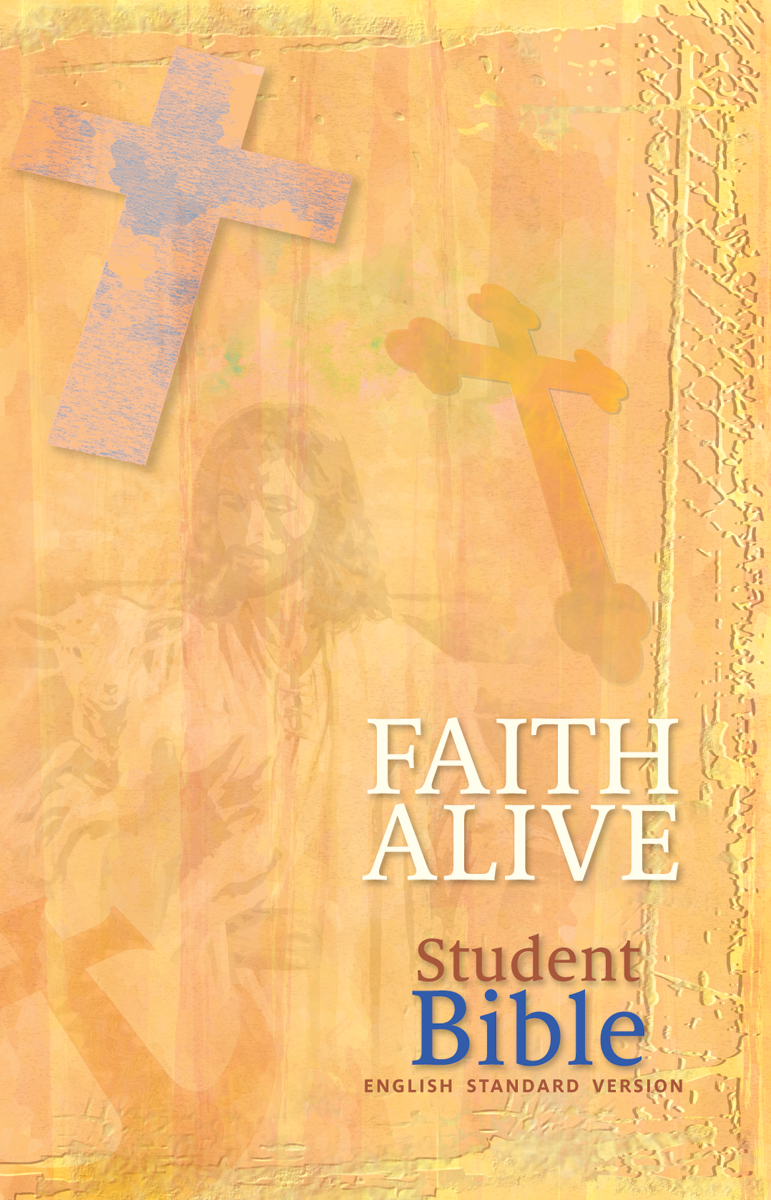 Cover for Faith Alive Student Bible