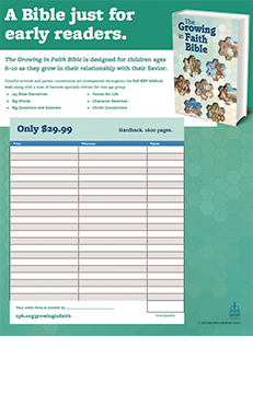 Order Form Poster