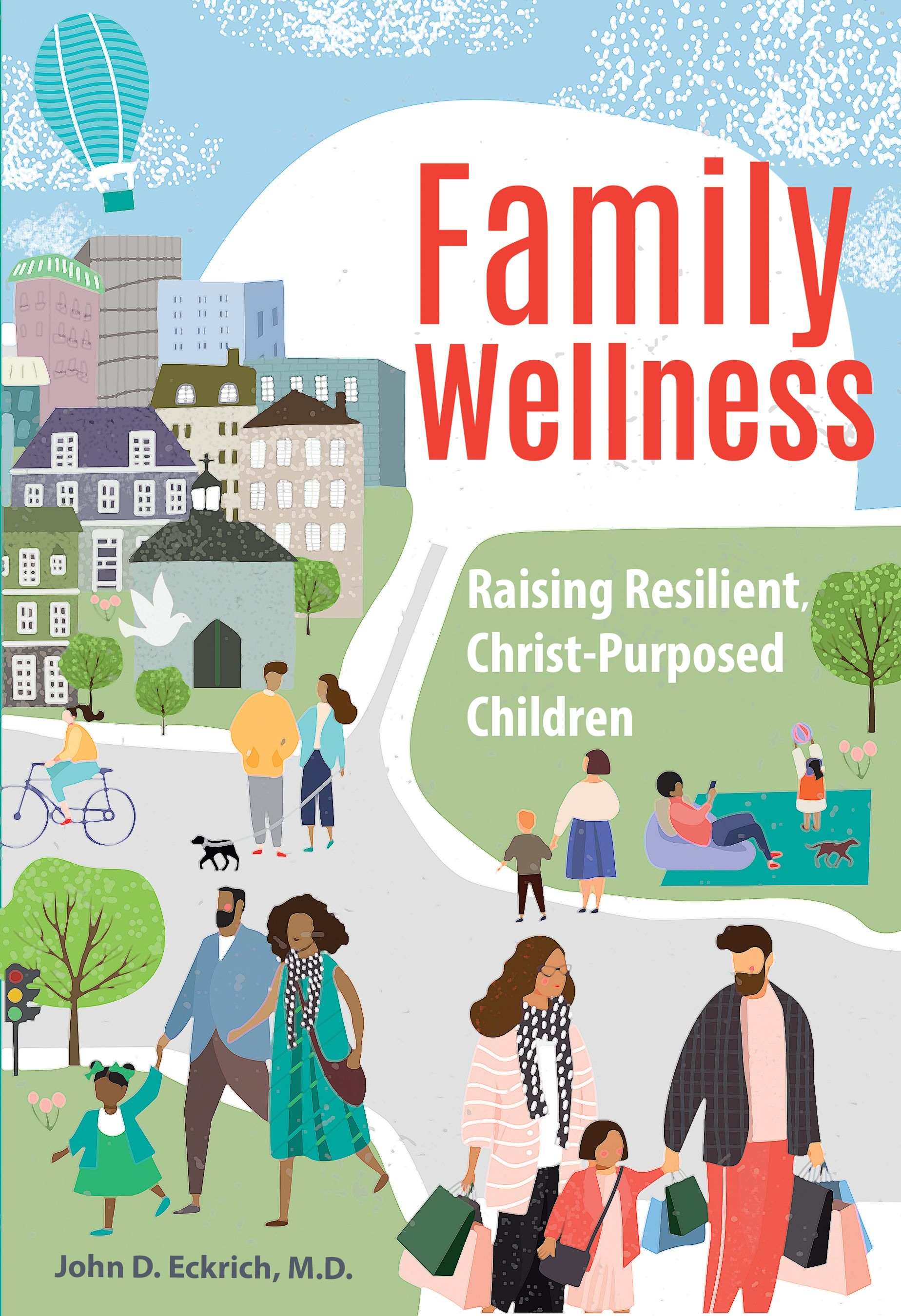 Cover for Family Wellness