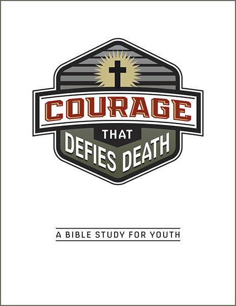 Cover for Courage That Defies Death