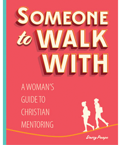 Cover for Someone to Walk With