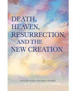 Cover for Death, Heaven, Resurrection, and the New Creation