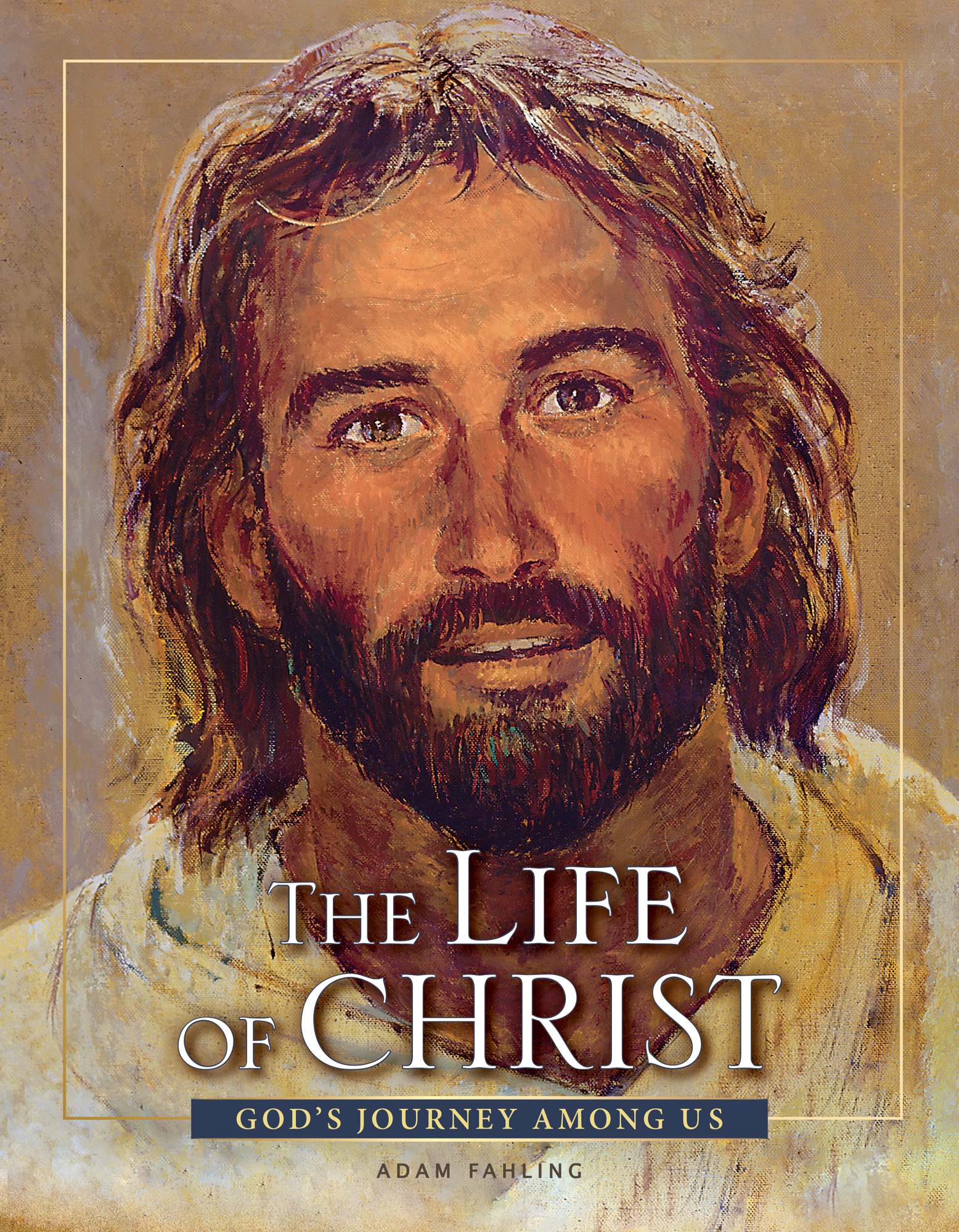 Cover for The Life of Christ