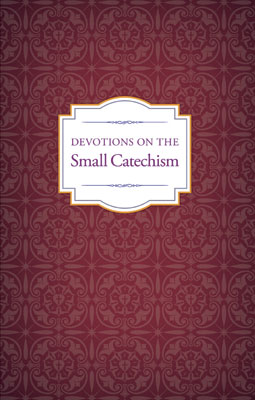 Cover for Devotions on the Small Catechism